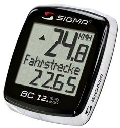 Licznik rowerowy SIGMA BC 12.12