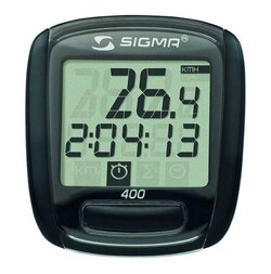 Licznik rowerowy SIGMA BC 400