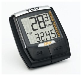 Licznik rowerowy VDO A4+ bezprzewodowy