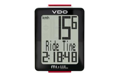 Licznik rowerowy VDO M1.1 WL (bezprzewodowy)