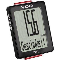 Licznik rowerowy VDO M1 WL bezprzewodowy
