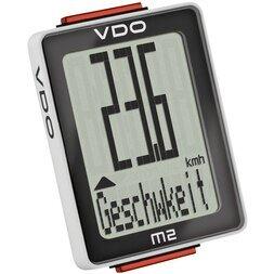 Licznik rowerowy VDO M2 WL bezprzewodowy