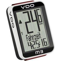 Licznik rowerowy VDO M3 WL bezprzewodowy