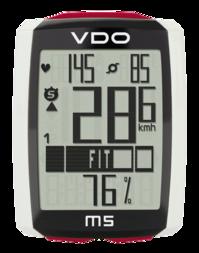 Licznik rowerowy VDO M5 WL bezprzewodowy