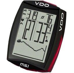 Licznik rowerowy VDO M6 bezprzewodowy