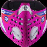 Maska antysmogowa Respro Cinqro Hot Pink