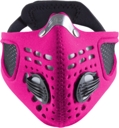 Maska antysmogowa Respro Sportsta Różowa