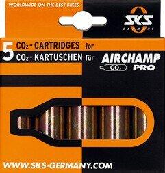 Naboje do pompki SKS Airchamp 5 x 16g