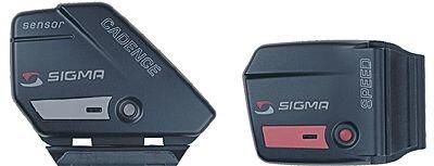 Nadajnik prędkości na 2 rowery oraz kadencji Sigma BC 1606L DT