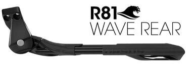Nóżka rowerowa URSUS Wave Rear 18mm - do 35 kg