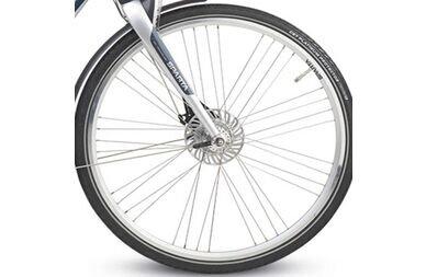 Obręcz rowerowa Sparta VR19 9x4 srebrna