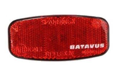 Odblask tylny na bagażnik Batavus