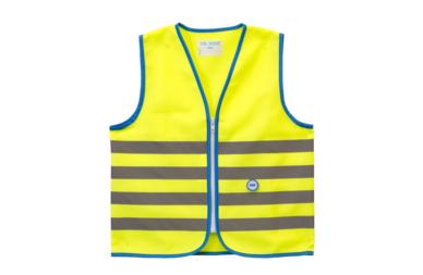 Odblaskowa kamizelka rowerowa WOWOW Fun Jacket - fluorescencyjny żółty