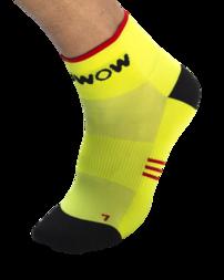 Odblaskowe skarpetki rowerowe WOWOW Cycle Socks