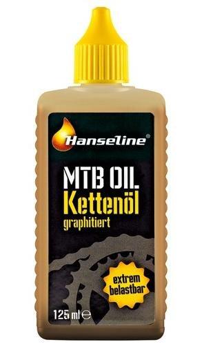 Olej do łańcucha rowerowego Hanseline Extreme
