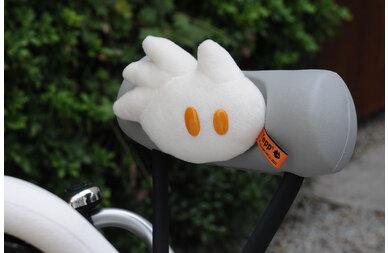 Oparcie do przedniego fotelika rowerowego Yepp Mini