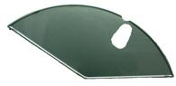 Osłona koła Batavus Old Dutch crystal green