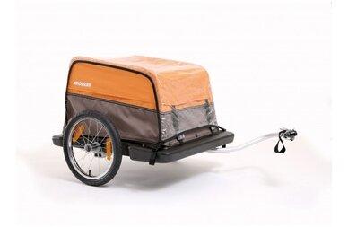 Osłona przeciwdeszczowa do przyczepki rowerowej Croozer Cargo 2017
