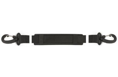 Pasek na ramię o regulowanej długości z karabińczykami do sakw Ortlieb serii Packer oraz City