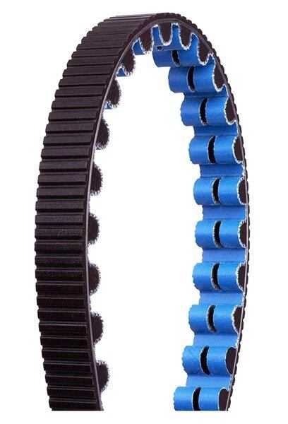Pasek zębaty Gates CDX Czarny/Niebieski