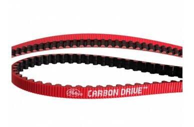 Pasek zębaty Gates CDX Czerwony