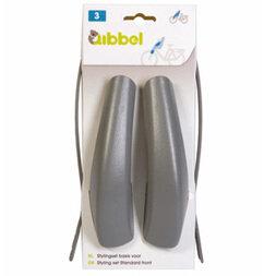 Paski podnóżków i podłokietniki przedniego fotelika Qibbel