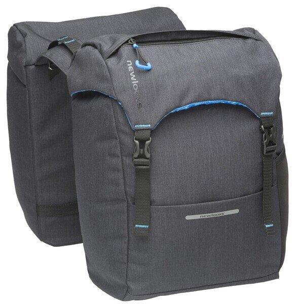 Podwójna sakwa rowerowa New Looxs Sports - standardowy bagażnik