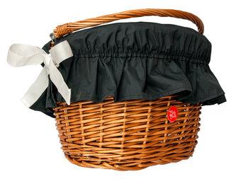 Pokrowiec na koszyk rowerowy BikeBelle Cover Basket