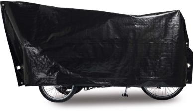 Pokrowiec na rowery towarowe / trójkołowe VK Cargo