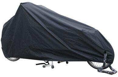 Pokrowiec na rowery transportowe DS Covers Cargo + namiot przeciwdeszczowy