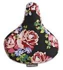 Pokrowiec na siodełko Basil Roses