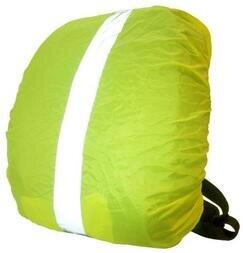 Pokrowiec przeciwdeszczowy na plecak z odblaskiem