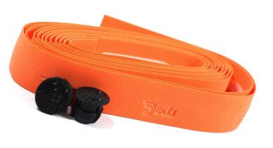 Pomarańczowa owijka na kierownicę DEDA Elementi