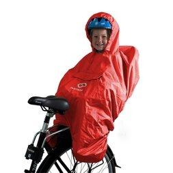 Ponczo dla dziecka na tylny fotelik rowerowy Hamax
