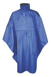 Ponczo Fast Rider Poncho - niebieskie