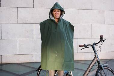 Ponczo rowerowe OTSI Holland Classic