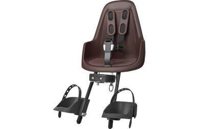 Przedni fotelik rowerowy Bobike Mini One