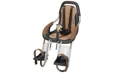Przedni fotelik rowerowy Qibbel Front - komplet