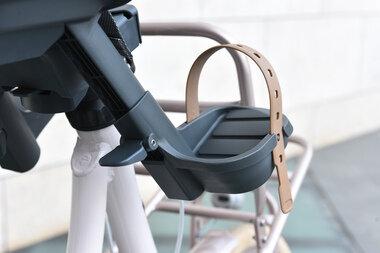 Przedni fotelik rowerowy Urban Iki
