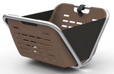Przedni kosz rowerowy Yepp Cargo Boxx