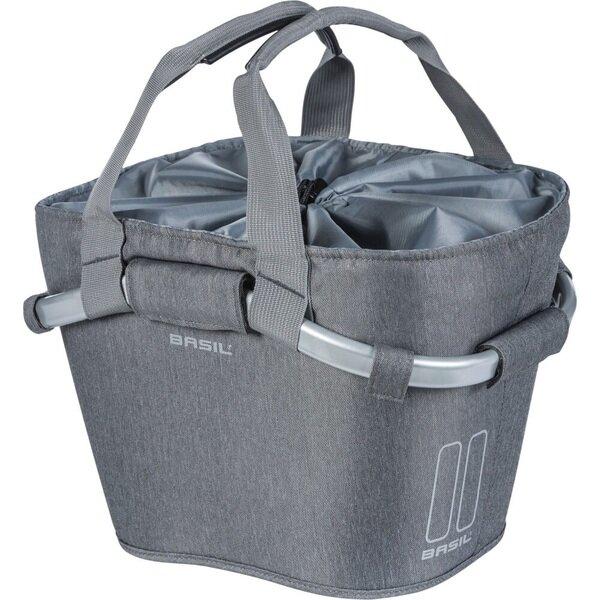 Przedni koszyk rowerowy Basil Carry All 15 litrów