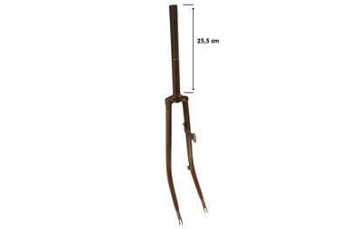 Przedni widelec RETRO Brown 28 hamulec bębnowy