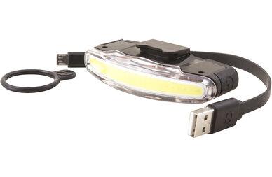 Przednia lampka rowerowa Spaninnga Arco (USB)