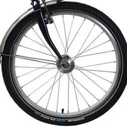 Przednie koło rowerowe Dahon Glide 24