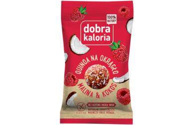 Przekąska kokosowa Dobra kaloria