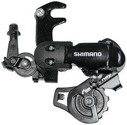 Przerzutka rowerowa tylna Shimano Tourney TX 35 RD-TX35B z hakiem