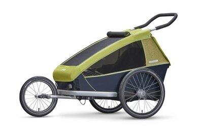 Przyczepka rowerowa Croozer Kid for 2 Next Generation 2018
