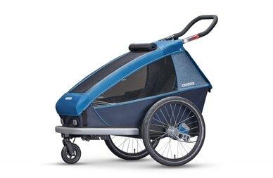 Przyczepka rowerowa Croozer Kid Plus for 1 Next Generation 2018