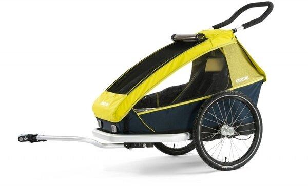Przyczepka rowerowa Croozer Kid Plus for 1 Next Generation 2019