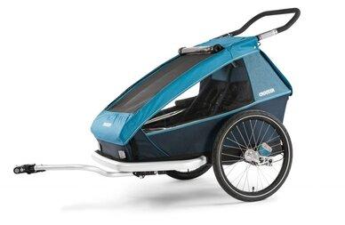 Przyczepka rowerowa Croozer Kid Plus For 2 2019